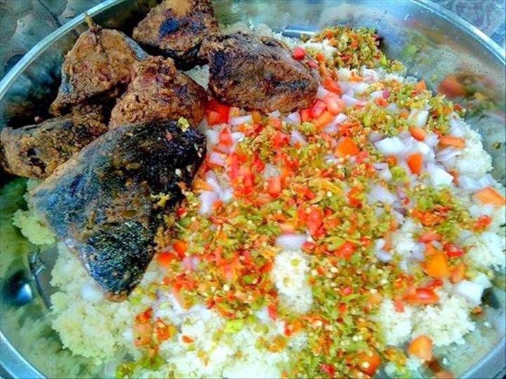 Gastronomie ivoirienne garba une recette qui porte la - Recette de cuisine ivoirienne gratuite ...
