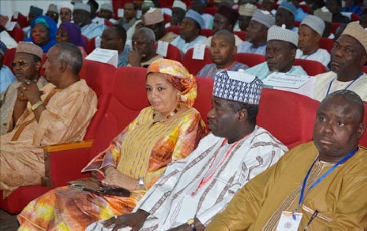 Le dr fatoumata nafo traor directrice ex cutive de roll for Chambre de commerce du niger