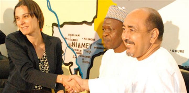L architecte s n galais mouhamadou abass sall aniamey photos for Chambre de commerce du niger
