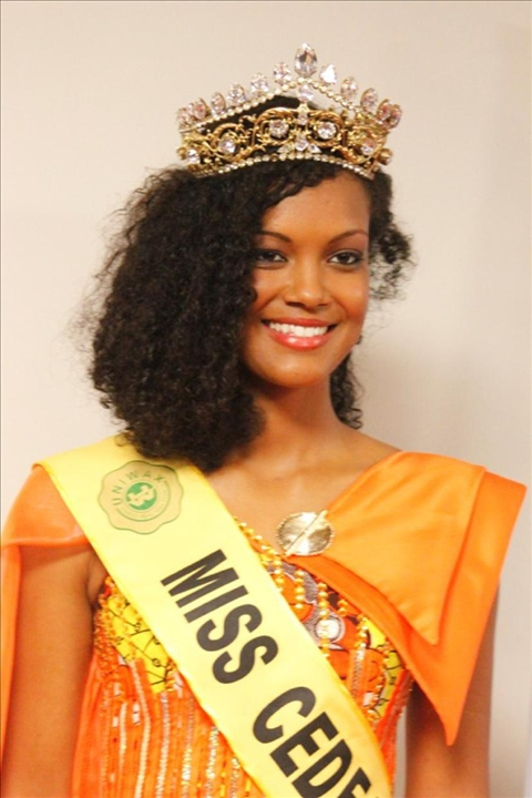 Cristy Spencer (CAPE VERDE 2014) - withdrew Miss-cedeao-ecowas-0007