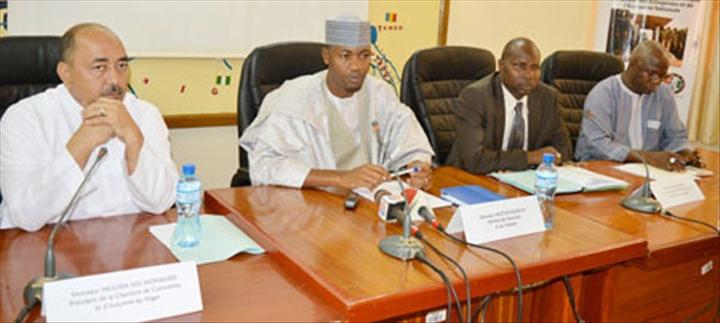 Le ministre du commerce et de la promotion du secteur for Chambre de commerce du niger