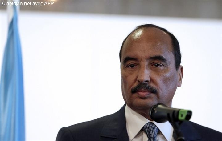 Le président mauritanien nouveau président en exercice de ...